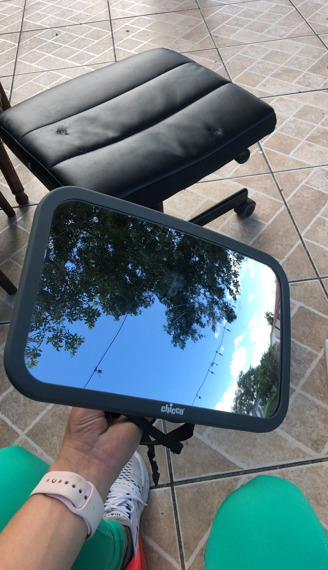 Chicco mirror