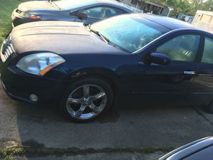 O6 Nissan Maxima for Sale in Alexandria, VA