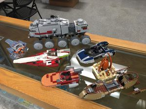 Star Wars/ Guardians Lego ship lot for Sale in Fircrest, WA