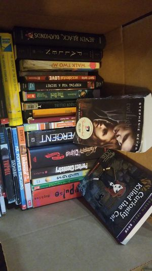 30 Hardcover & Paperback Teen/Young Adult Fiction for Sale in Phoenix, AZ