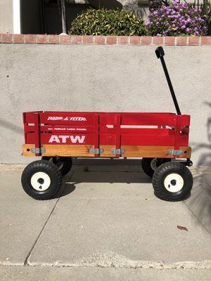 Photo Radio Flyer ATW wagon