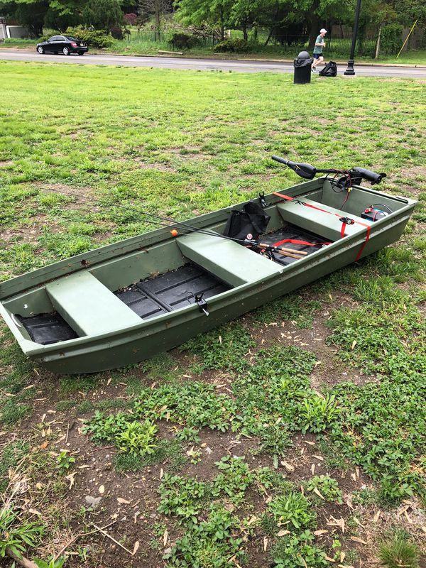10 foot Jon Boat for Sale in Collingswood, NJ - OfferUp