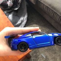 Toy Nissan GT-R For Kids Thumbnail