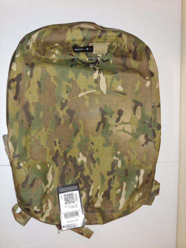 a8a78ce69dc Arc'teryx Leaf ASLCE Drypack 25 Arcteryx Multicam waterproof SEAL Backpack  for Sale in La Mesa, CA - OfferUp