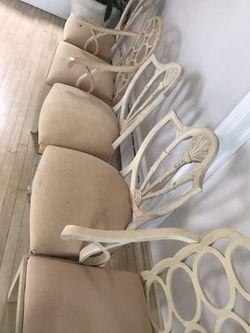 Dining chair , antique look , chair Thumbnail