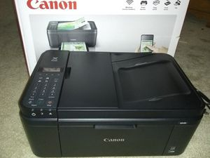 Canon Pixma wireless printer,copier,scanner. for Sale in Manassas, VA