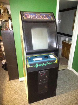 Original Millipede Arcade Video Game Excellent Condition For Sale In Buffalo Ny Offerup