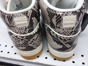 Nike air python snakeskin premium sz 10.5 for Sale in Burke, VA