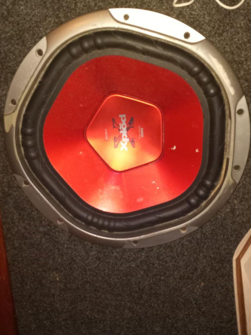 Speaker Used