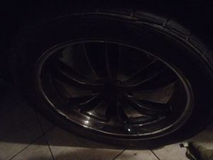 22 inch rims 6.lug for Sale in Las Vegas, NV