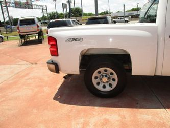 2012 Chevrolet Silverado 1500 Thumbnail