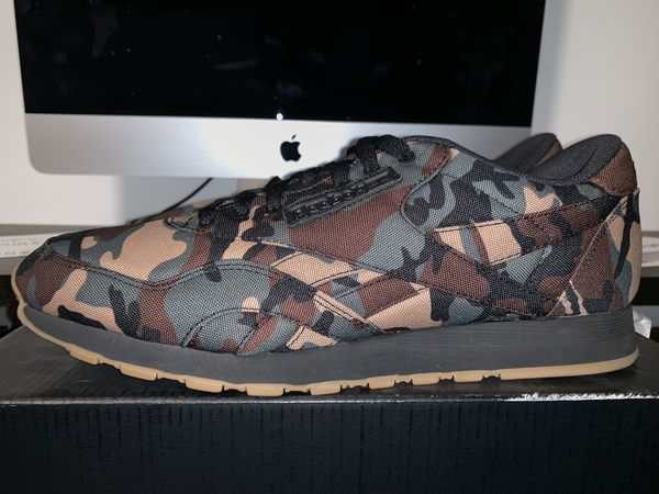 b97f6074261ab G.I. Joe x Reebok Classic Canvas Size 10 for Sale in La Verne