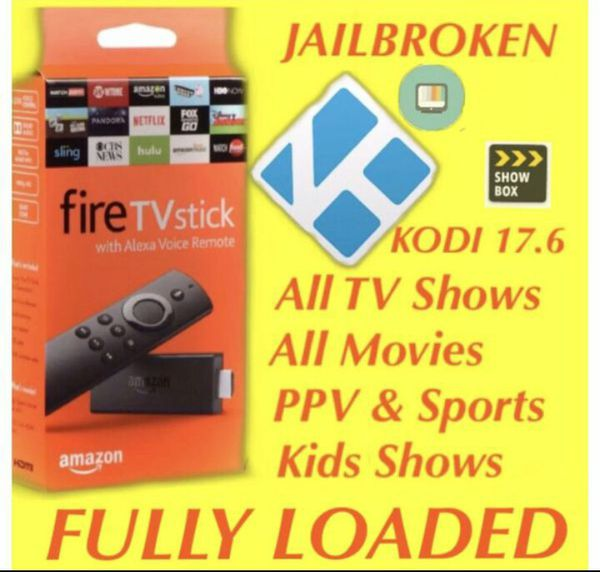 Unlimited Entertainment Unlocked Amazon Fire TV Stick for Sale in Las  Vegas, NV - OfferUp