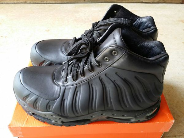 reputable site 2fd86 68232 SIZE 10.5 Nike Air Max Foamdome Boot (ACG) Black for Sale in Norcross, GA -  OfferUp