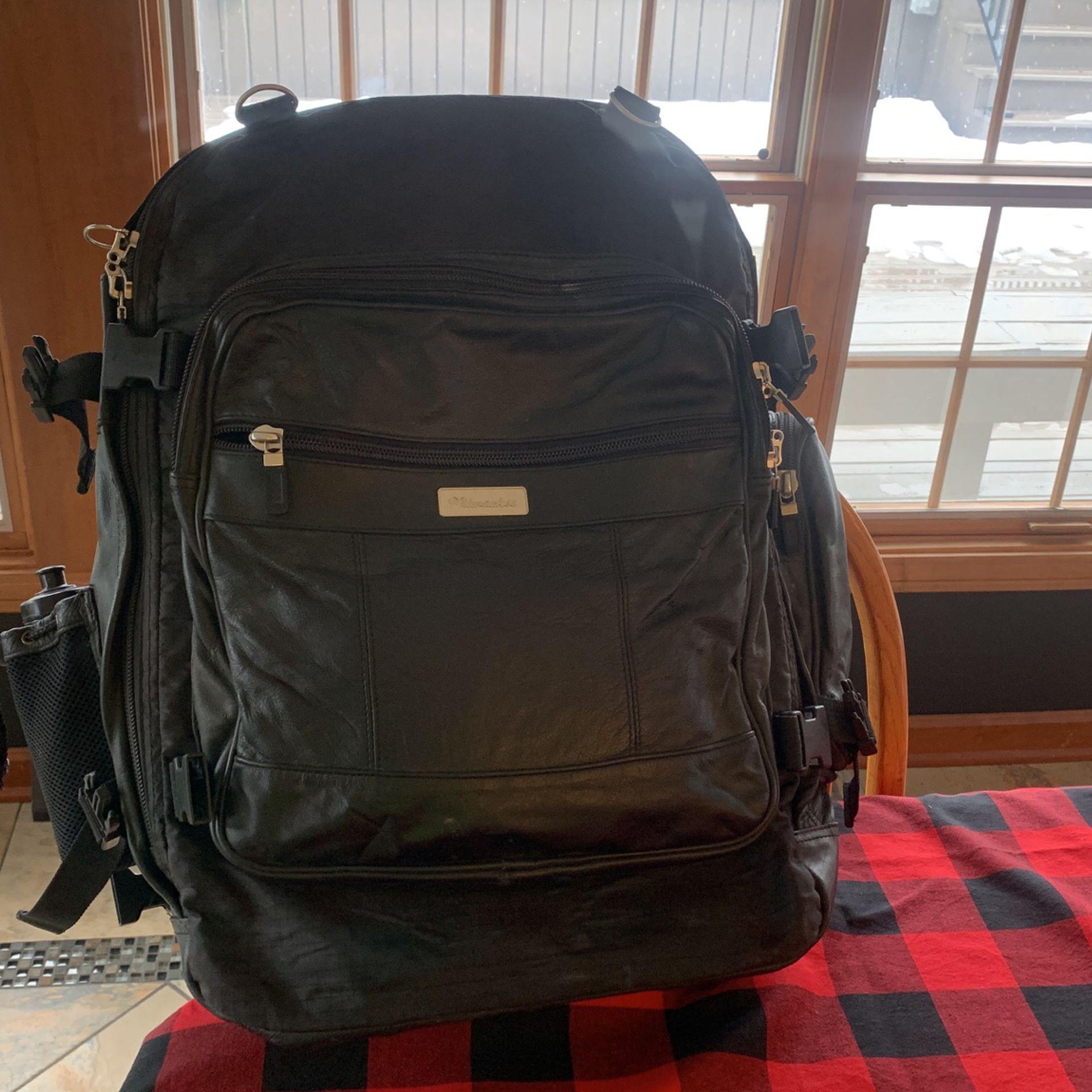 Photo Motorcycle Luggage Bag