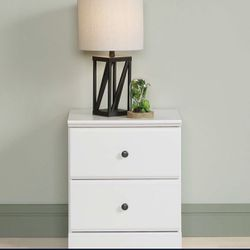 Brand New Contemporary Nightstand Console Organizer Bookcase Thumbnail