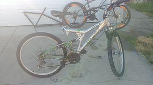 Triax aluminium dual suspension mountain bike for Sale in Milpitas, CA