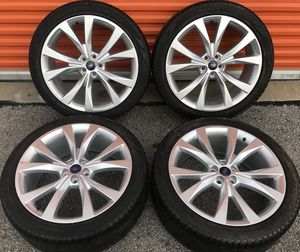 Inch Ford Edge Sport Mkx Oem Factory Wheels Rims Tires  For