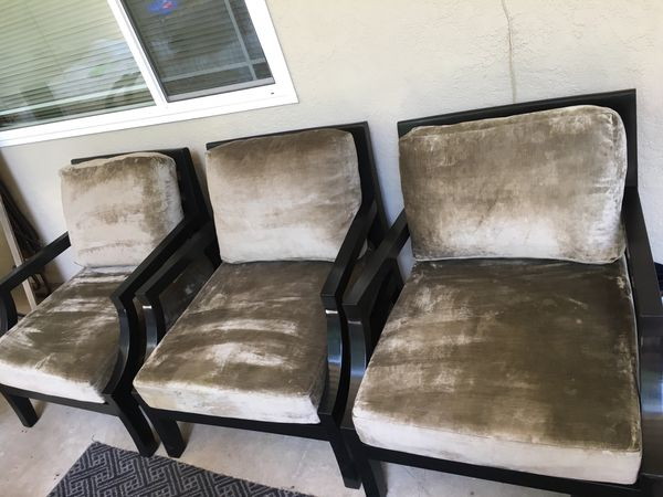 Indoor/outdoor chairs 4 total (Furniture) in Roseville, CA - OfferUp