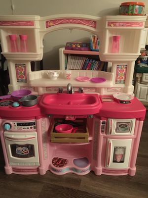 Step 2 kitchen play set for Sale in Alexandria, VA