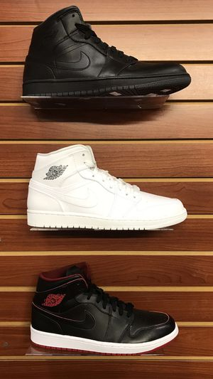 Jordan 1s brand new with the original box and the receipt, 100% AUTHENTIC at M. inside DESERT SKY MALL , no trade for Sale in Phoenix, AZ