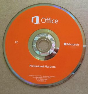Microsoft Office Professional Plus 2016 for Sale in Dallas, TX