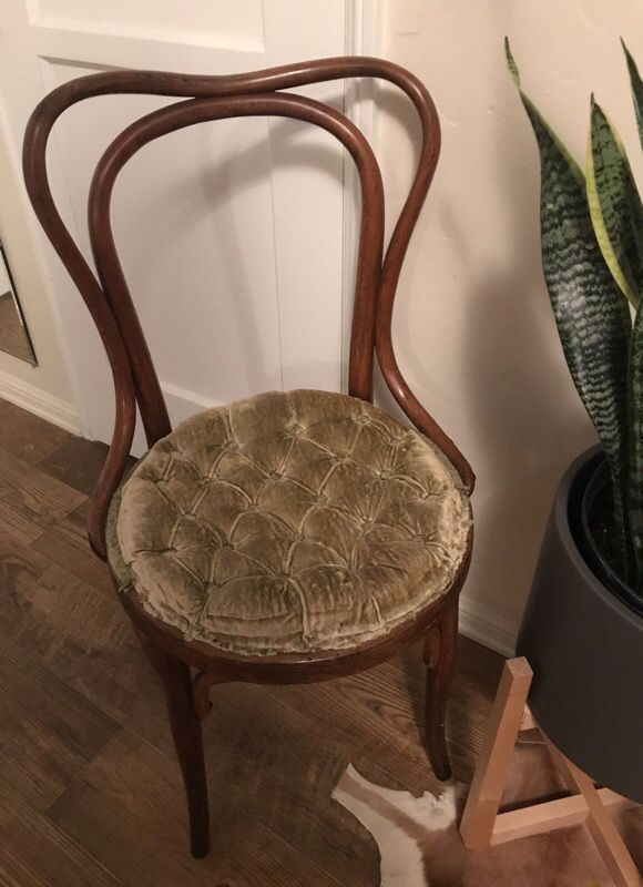 - Pair Of Antique Bentwood Chairs (Antiques) In Oceanside, CA - OfferUp