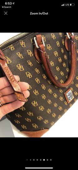 Dooney And Burke Handbag Thumbnail