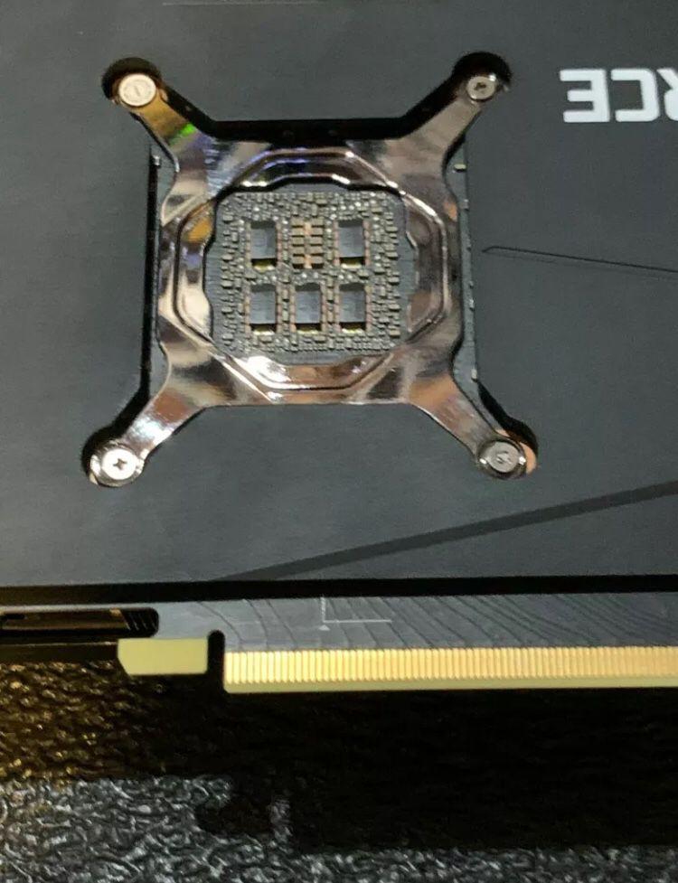 MSI GeForce RTX 3080 Gaming X Trio GDDR6 10GB