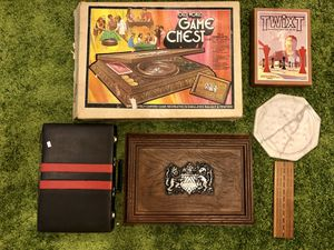 Collection of very cool vintage board games. for Sale in Capitol Heights, MD