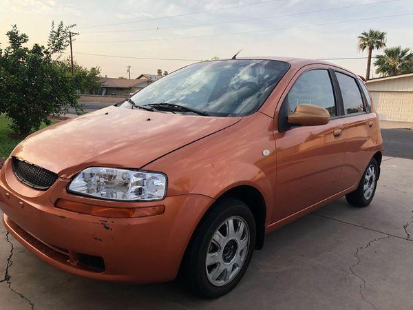 2005 Chevrolet Aveo Lt For Sale In Phoenix Az Offerup