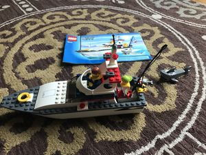 LEGO City Boat for Sale in Gaithersburg, MD