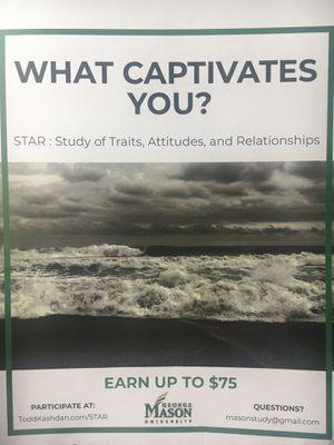 GMU Research Study for Sale in Fairfax, VA