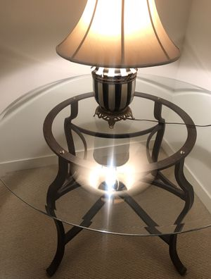 Glass Dining Table for Sale in Washington, DC
