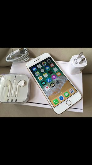 iPhone 6 64GB excellent condition factory Unlocked for Sale in Springfield, VA