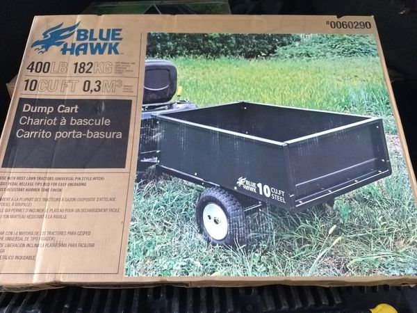 Garden Cart For Tractor Or Atv New In Box