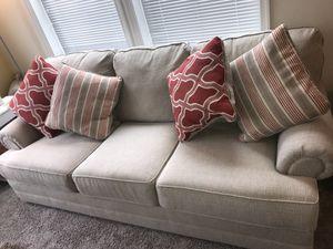 Queen Sleep Sofa Couch for Sale in Manassas, VA