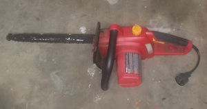 "Homelite electric 14"" chainsaw for Sale in Apopka, FL"