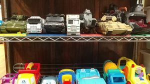 Lot of toy cars for Sale in Falls Church, VA
