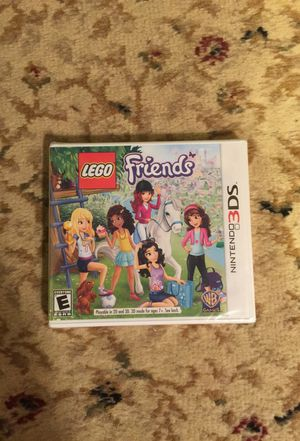 Nintendo Lego Friends New For Sale In San Diego Ca Offerup