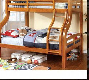 Photo BRAND NEW TWIN FULL BUNK BED ADD MATTRESS TWIN AND FULL ADD FURNITURE AVAILABLE LITERA INDIVIDUAL MATRIMONIAL