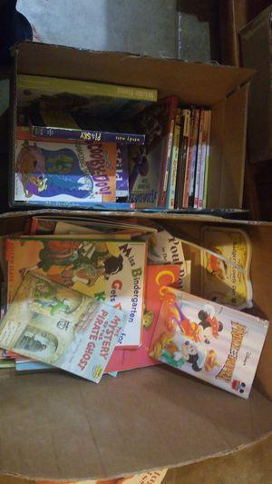 Approx. 50 PB& HC Children's Books-Picture bks& fiction for Sale in Phoenix, AZ