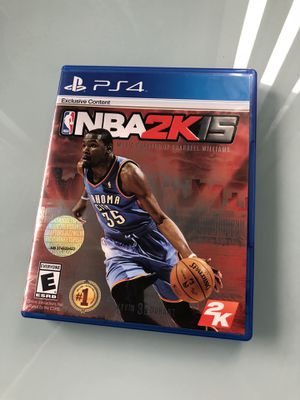 NBA 2K 15 for Sale in Los Angeles, CA