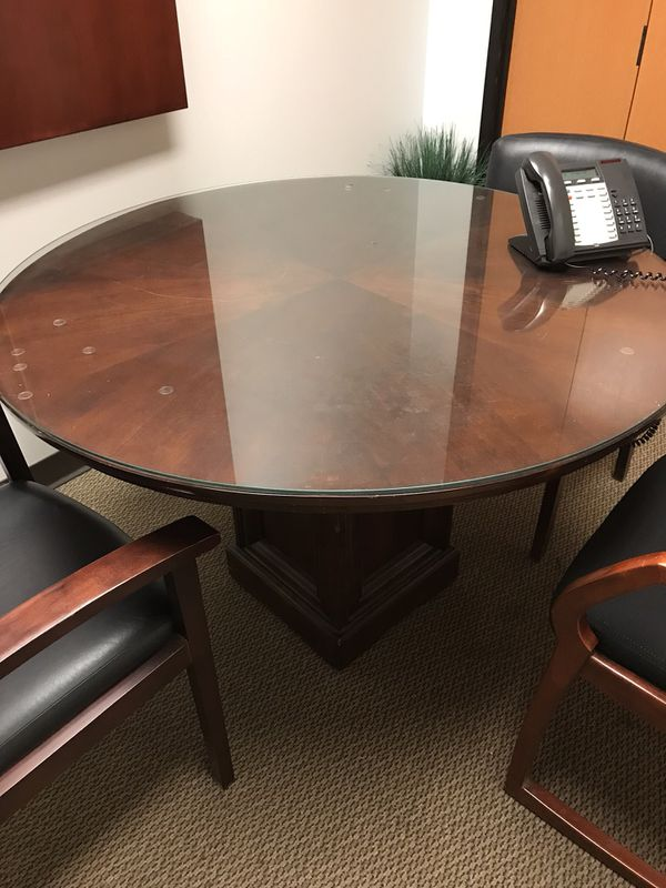 Round Table Without Chairs For Sale In Northville Mi Offerup