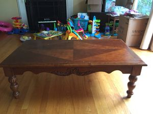 Coffee table for Sale in Charlottesville, VA