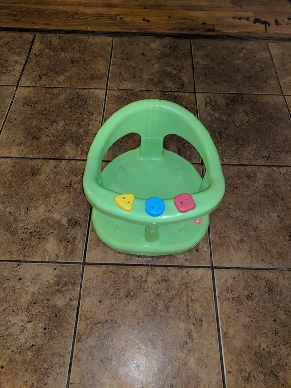 Keter Baby Bath Tub Ring Seat, Green for Sale in Santa Maria, CA ...