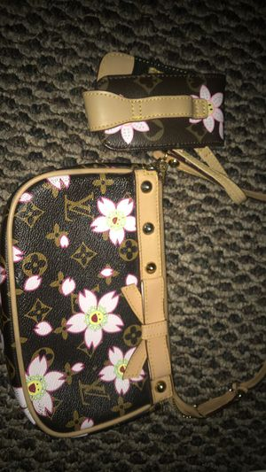 18a83d70d57 Vintage Louis Vuitton Takashi Murakami Cherry Blossom for Sale in  Claremont