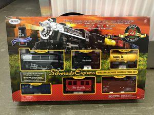 Silverado Express wireless remote train set $45 for Sale in Gaithersburg, MD
