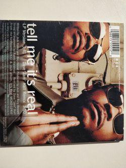 K Ci and JoJo tell me it's real CD Thumbnail