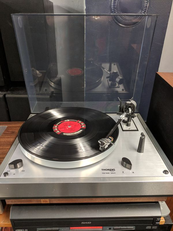 Thorens TD166 mkii Hifi Vintage Turntable Record Player for Sale in  Seattle, WA - OfferUp